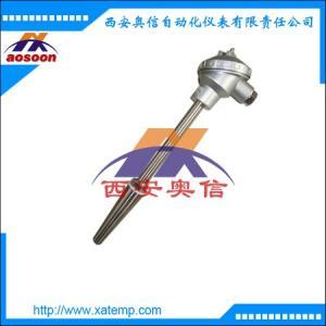 锥形管耐磨温度传感器 PT100优德888网页版 温度传感器